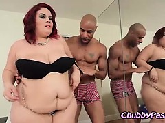 Super Hot BBW Jazmin on Top